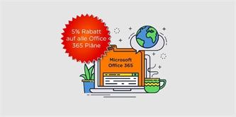 Noch bis zum 31. März 2020 bietet META10 fünf Prozent Rabatt auf die Microsoft Office 365-Pläne für Unternehmen