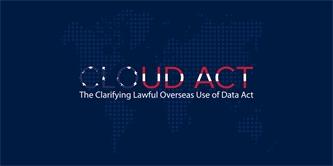 Der US-amerikanische «CLOUD Act» wird zu Unrecht als Schreckensgespenst gesehen