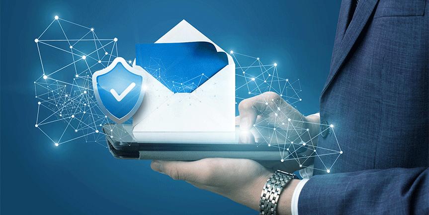 Mit dem SecureEmail Service den E-Mail-Verkehr sicher machen
