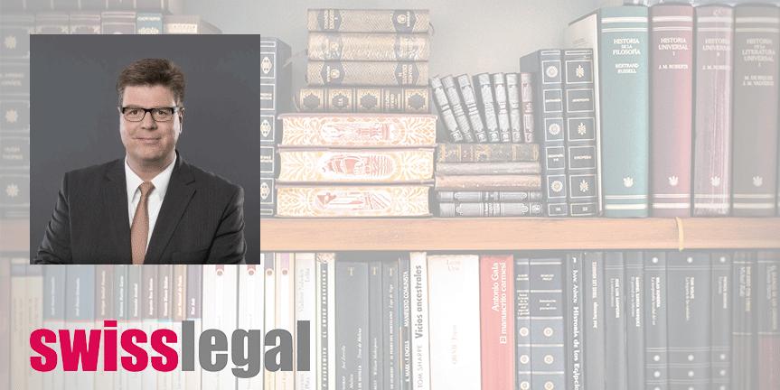 Anwalt Michael Nonn: «Dank der Cloud können wir von überall her in gleicher Qualität arbeiten»