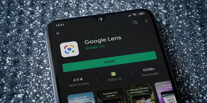 Mit «Google Lens» handschriftliche Notizen und gedruckte Textausschnitte digitalisieren